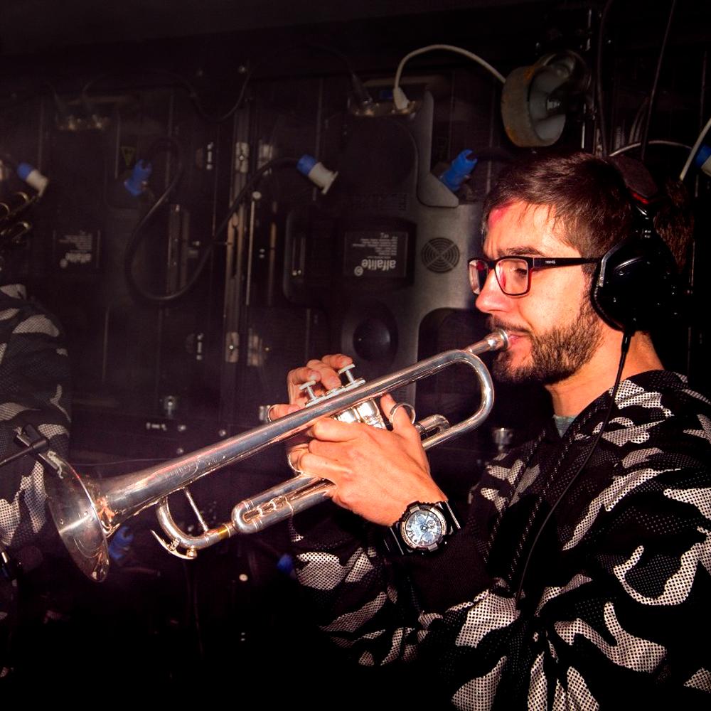 Iván Naranjo - Trompetista