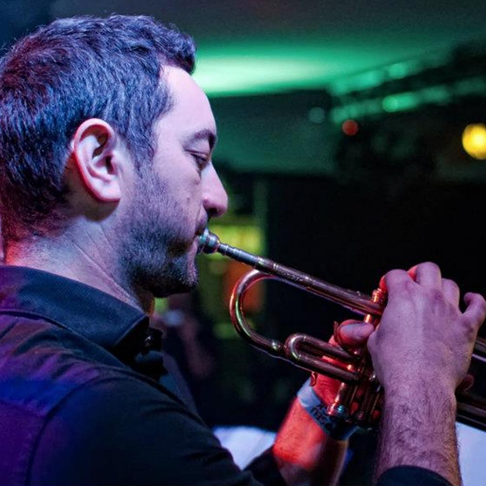 Bernardo García - Trompetista