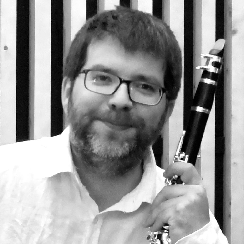 Francesc Vidal - Clarinet Player