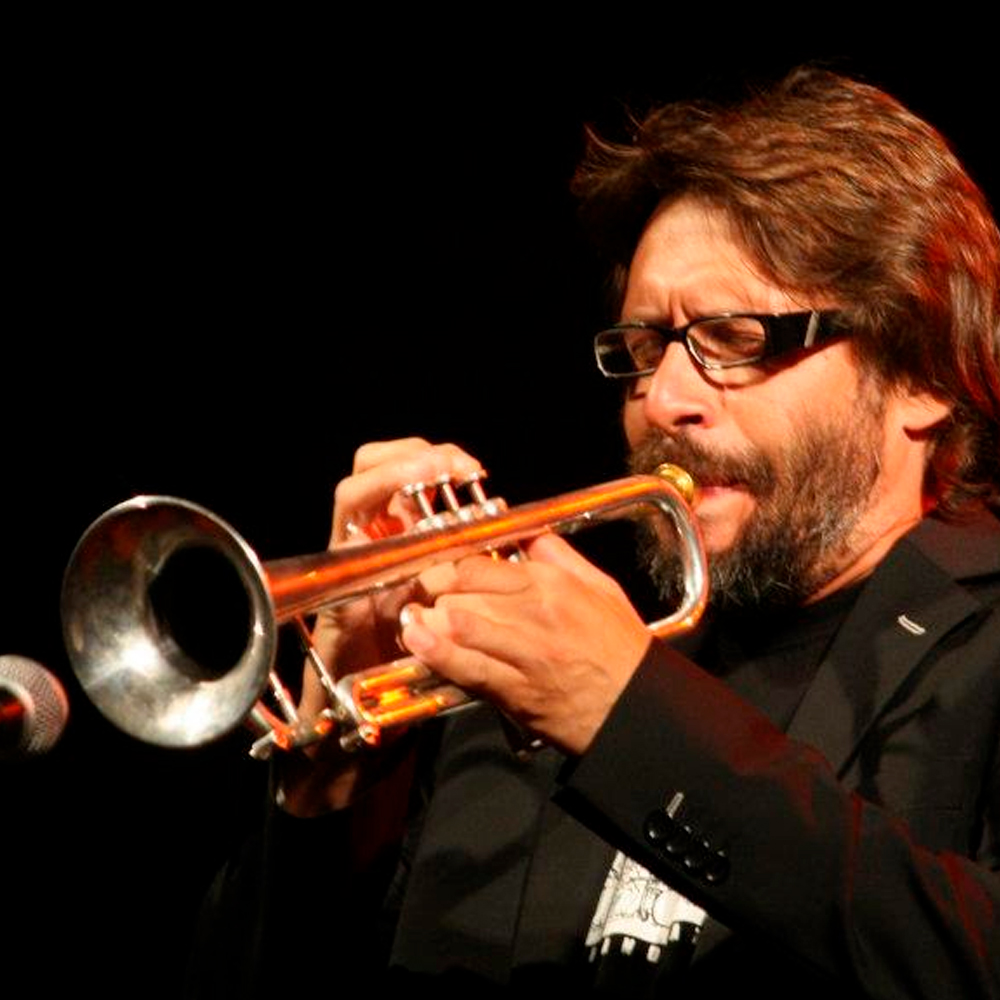 Albert Cruz - Trumpet Player