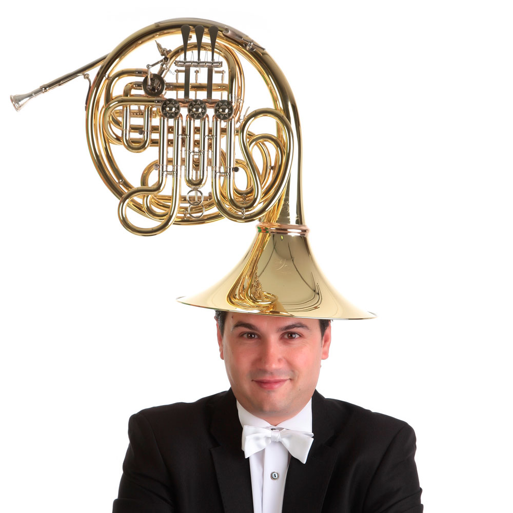 Vicent Berbergal - French Horn Player