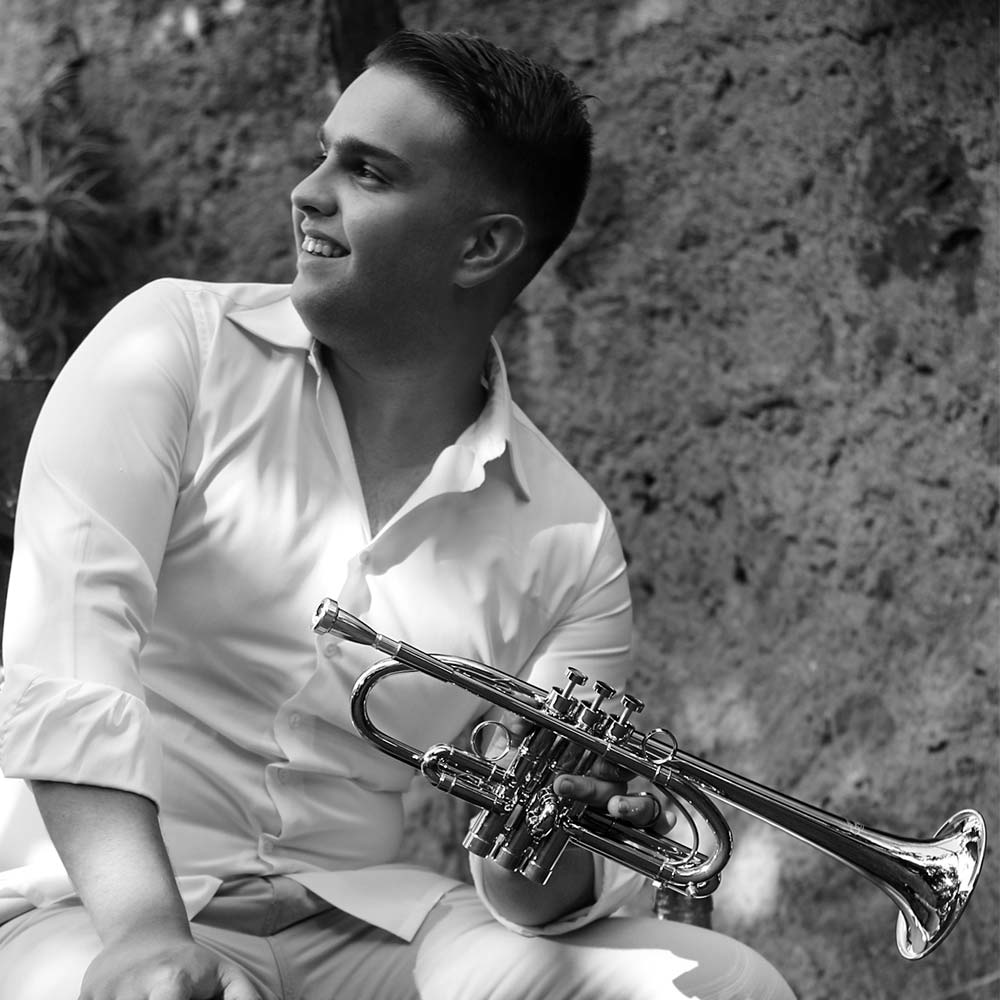 Yeray González - Trumpet Player